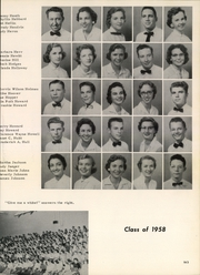 Page 165, 1957 Edition, Arlington High School - Colt Corral Yearbook (Arlington, TX) online yearbook collection