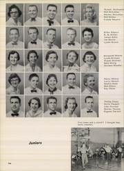 Page 168, 1957 Edition, Arlington High School - Colt Corral Yearbook (Arlington, TX) online yearbook collection