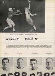 Page 92, 1957 Edition, Arlington High School - Colt Corral Yearbook (Arlington, TX) online yearbook collection