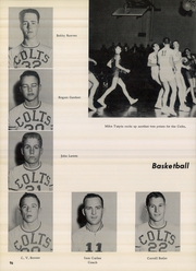 Page 98, 1957 Edition, Arlington High School - Colt Corral Yearbook (Arlington, TX) online yearbook collection