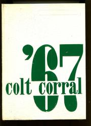 Page 1, 1967 Edition, Arlington High School - Colt Corral Yearbook (Arlington, TX) online yearbook collection