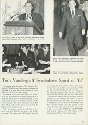 Page 13, 1967 Edition, Arlington High School - Colt Corral Yearbook (Arlington, TX) online yearbook collection