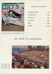 Page 5, 1967 Edition, Arlington High School - Colt Corral Yearbook (Arlington, TX) online yearbook collection