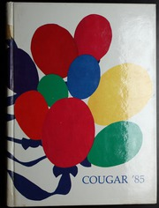 Page 1, 1985 Edition, La Marque High School - Cougar Yearbook (La Marque, TX) online yearbook collection