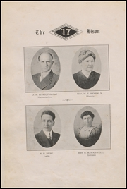 Page 16, 1917 Edition, McKinney High School - Lion Yearbook (McKinney, TX) online yearbook collection