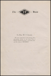 Page 8, 1917 Edition, McKinney High School - Lion Yearbook (McKinney, TX) online yearbook collection