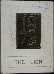 1972 Edition, McKinney High School - Lion Yearbook (McKinney, TX)