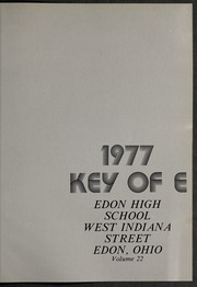 Page 5, 1977 Edition, Edon High School - Key of E Yearbook (Edon, OH) online yearbook collection