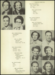 Page 10, 1952 Edition, Richardson High School - Eagle Yearbook (Richardson, TX) online yearbook collection
