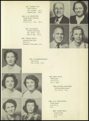 Page 11, 1952 Edition, Richardson High School - Eagle Yearbook (Richardson, TX) online yearbook collection