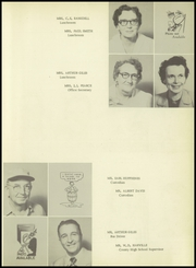 Page 13, 1952 Edition, Richardson High School - Eagle Yearbook (Richardson, TX) online yearbook collection