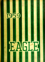 1959 Edition, Richardson High School - Eagle Yearbook (Richardson, TX)