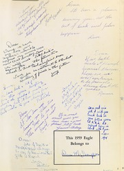 Page 5, 1959 Edition, Richardson High School - Eagle Yearbook (Richardson, TX) online yearbook collection
