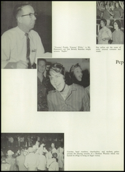Page 12, 1960 Edition, Richardson High School - Eagle Yearbook (Richardson, TX) online yearbook collection