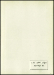 Page 5, 1960 Edition, Richardson High School - Eagle Yearbook (Richardson, TX) online yearbook collection