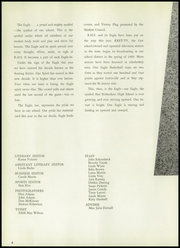 Page 8, 1960 Edition, Richardson High School - Eagle Yearbook (Richardson, TX) online yearbook collection