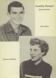 Page 15, 1952 Edition, Ysleta High School - Otyokwa Yearbook (El Paso, TX) online yearbook collection
