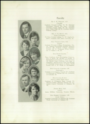 Page 10, 1927 Edition, Jones Valley High School - Brownie Yearbook (Birmingham, AL) online yearbook collection