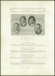 Page 16, 1927 Edition, Jones Valley High School - Brownie Yearbook (Birmingham, AL) online yearbook collection