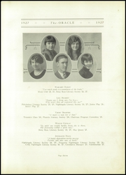 Page 17, 1927 Edition, Jones Valley High School - Brownie Yearbook (Birmingham, AL) online yearbook collection