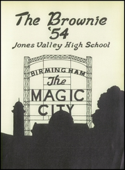 Page 7, 1954 Edition, Jones Valley High School - Brownie Yearbook (Birmingham, AL) online yearbook collection