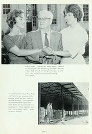 Page 10, 1963 Edition, Jones Valley High School - Brownie Yearbook (Birmingham, AL) online yearbook collection