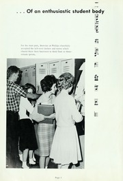 Page 12, 1963 Edition, Jones Valley High School - Brownie Yearbook (Birmingham, AL) online yearbook collection
