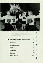 Page 13, 1963 Edition, Jones Valley High School - Brownie Yearbook (Birmingham, AL) online yearbook collection