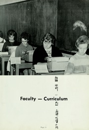 Page 15, 1963 Edition, Jones Valley High School - Brownie Yearbook (Birmingham, AL) online yearbook collection