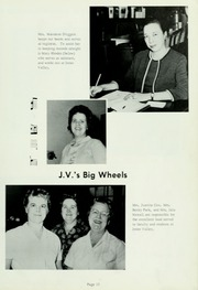 Page 17, 1963 Edition, Jones Valley High School - Brownie Yearbook (Birmingham, AL) online yearbook collection