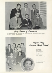 Page 13, 1960 Edition, Oneonta High School - Tomahawk Yearbook (Oneonta, AL) online yearbook collection