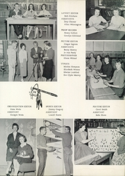 Page 9, 1960 Edition, Oneonta High School - Tomahawk Yearbook (Oneonta, AL) online yearbook collection