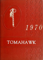 1970 Edition, Oneonta High School - Tomahawk Yearbook (Oneonta, AL)