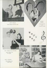Page 49, 1961 Edition, Springville High School - Tiger Yearbook (Springville, AL) online yearbook collection