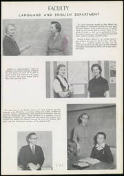 Page 15, 1959 Edition, Hueytown High School - Retrospect Yearbook (Hueytown, AL) online yearbook collection