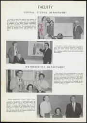 Page 16, 1959 Edition, Hueytown High School - Retrospect Yearbook (Hueytown, AL) online yearbook collection