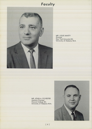 Page 12, 1964 Edition, Hueytown High School - Retrospect Yearbook (Hueytown, AL) online yearbook collection