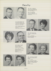 Page 14, 1964 Edition, Hueytown High School - Retrospect Yearbook (Hueytown, AL) online yearbook collection