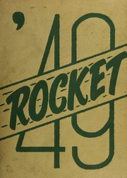 Page 1, 1949 Edition, Northeast High School - Rocket Yearbook (Lincoln, NE) online yearbook collection