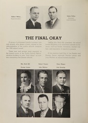 Page 10, 1949 Edition, Northeast High School - Rocket Yearbook (Lincoln, NE) online yearbook collection