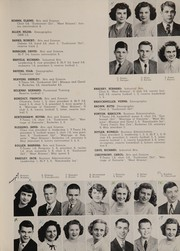 Page 17, 1949 Edition, Northeast High School - Rocket Yearbook (Lincoln, NE) online yearbook collection