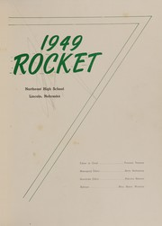 Page 5, 1949 Edition, Northeast High School - Rocket Yearbook (Lincoln, NE) online yearbook collection