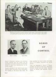 Page 12, 1950 Edition, Northeast High School - Rocket Yearbook (Lincoln, NE) online yearbook collection