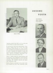 Page 13, 1950 Edition, Northeast High School - Rocket Yearbook (Lincoln, NE) online yearbook collection