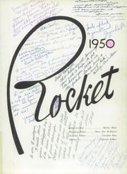 Page 5, 1950 Edition, Northeast High School - Rocket Yearbook (Lincoln, NE) online yearbook collection
