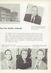 Page 13, 1955 Edition, Northeast High School - Rocket Yearbook (Lincoln, NE) online yearbook collection