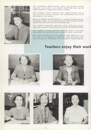 Page 14, 1955 Edition, Northeast High School - Rocket Yearbook (Lincoln, NE) online yearbook collection