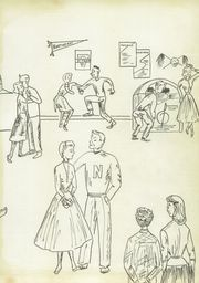 Page 3, 1955 Edition, Northeast High School - Rocket Yearbook (Lincoln, NE) online yearbook collection