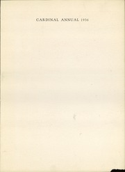 Page 7, 1936 Edition, South Division High School - Cardinal Yearbook (Milwaukee, WI) online yearbook collection