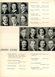 Page 16, 1941 Edition, South Division High School - Cardinal Yearbook (Milwaukee, WI) online yearbook collection
